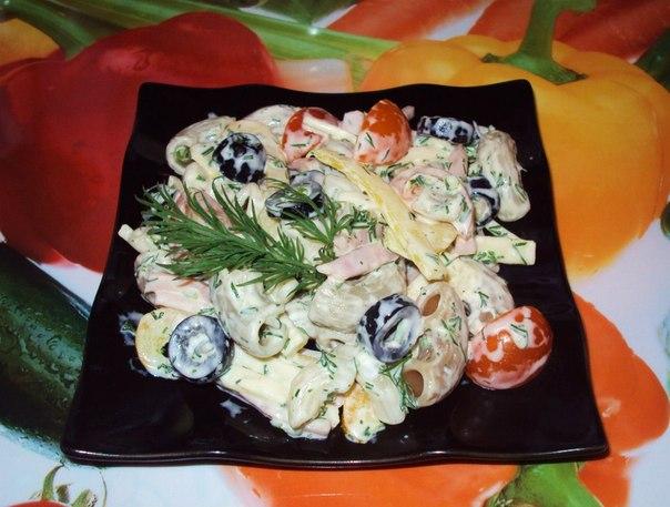 Как вкусно приготовить салат из курицы