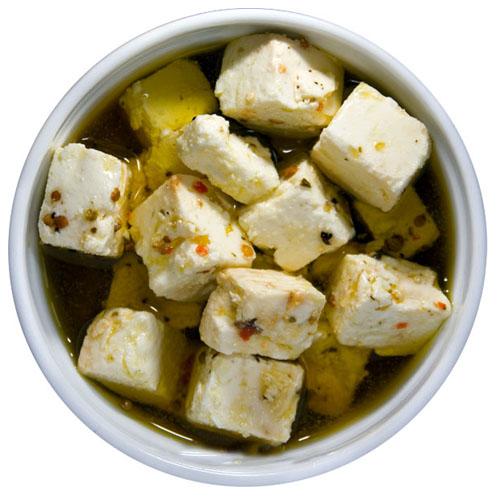 Армянский салат с полбой