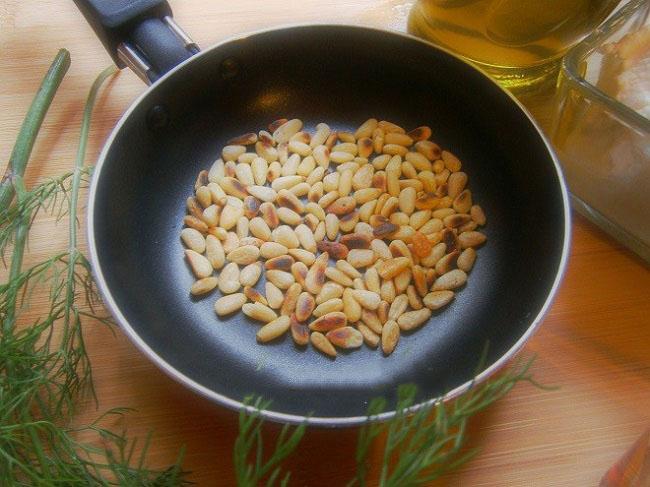 Салат из рукколы - самый вкусный рецепт